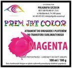 100 ml tusz sublimacyjny Prim Jet Color - MAGENTA